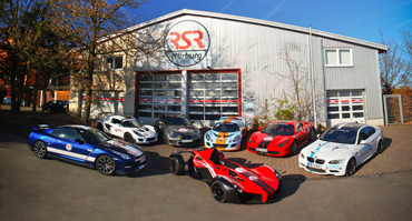 Închiriază mașini sport pe Nürburgring